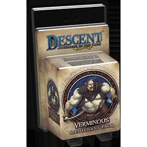 Descent : Lieutenant Verminous
