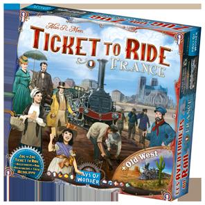 Les aventuriers du rail : France