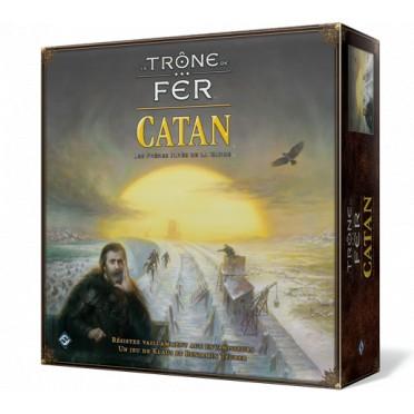 Catan / Les colons de catane - Le trône de fer