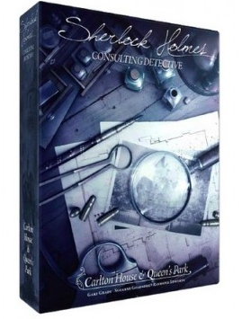 Sherlock Holmes - Détective Conseil : Carlton House & Queen's Park