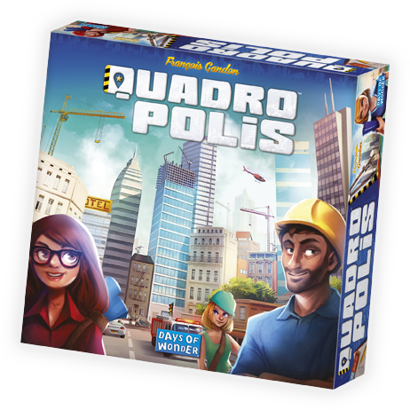 Quadropolis + extension