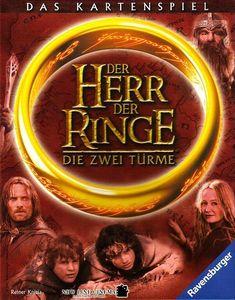 Der Herr der Ringe : Die Zwei Turme – das Kartenspiel