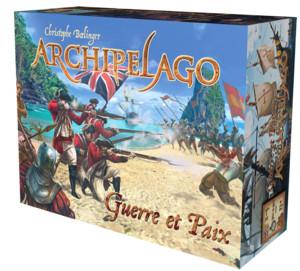 Archipelago + Guerres et paix