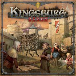 Kingsburg 2nde Edition