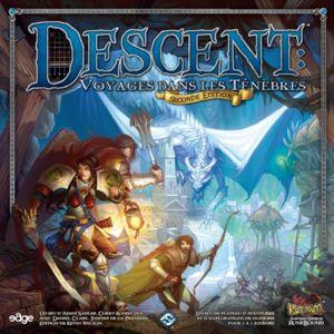 Descent - Voyages dans les Ténèbres (seconde édition)
