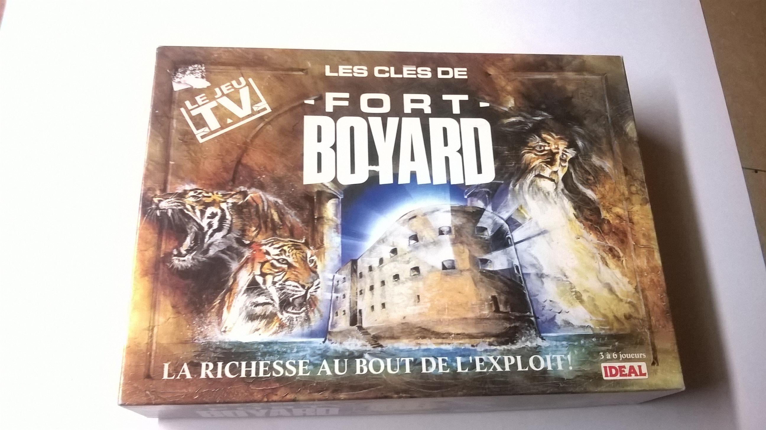 Les Clés de Fort Boyard