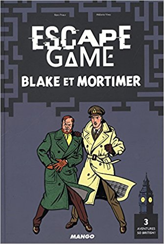 Escape Game - Blake et Mortimer