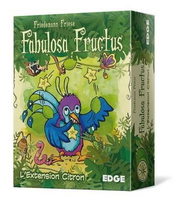 Fabulosa Fructus Extension Citron