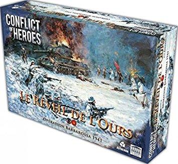 Conflict of Heroes - Le réveil de l'ours - 2ème édition