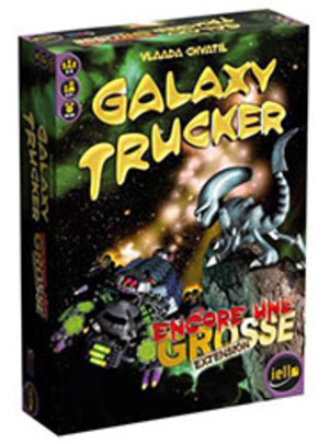 Galaxy Trucker : Encore une Grosse Extension