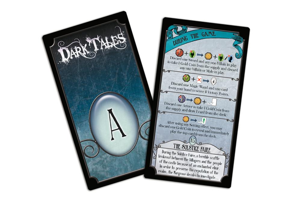 Dark Tales: The Solstice Faire