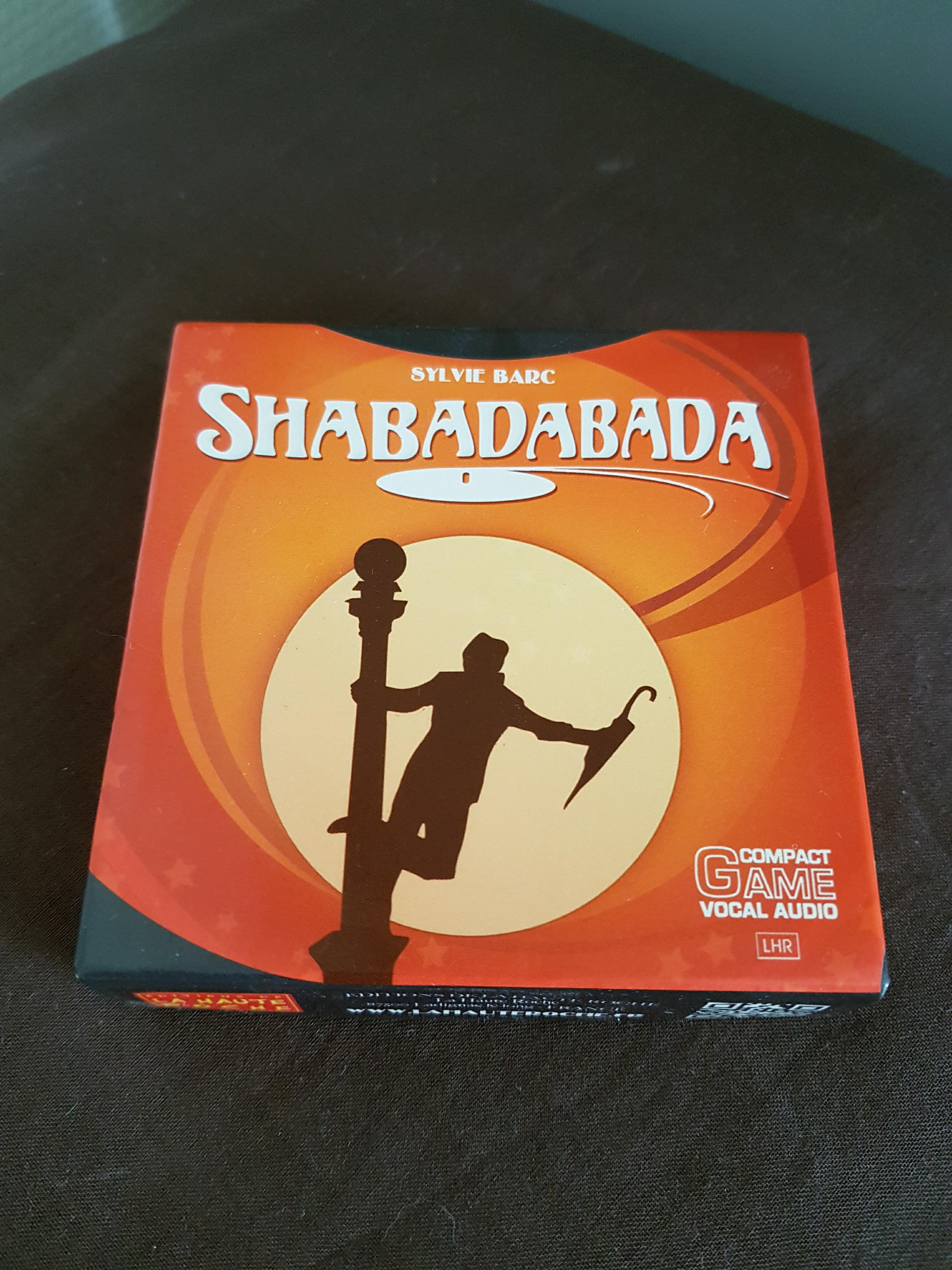SHABADABADA