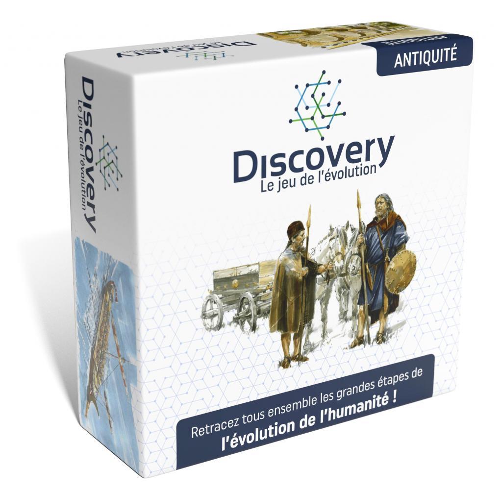 Discovery: Le jeu de l'évolution