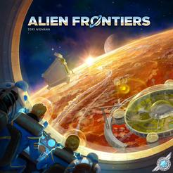 Alien Frontiers : Relaunch
