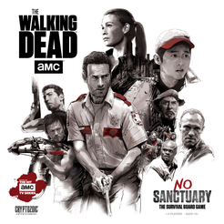 The walking dead - no sanctuary