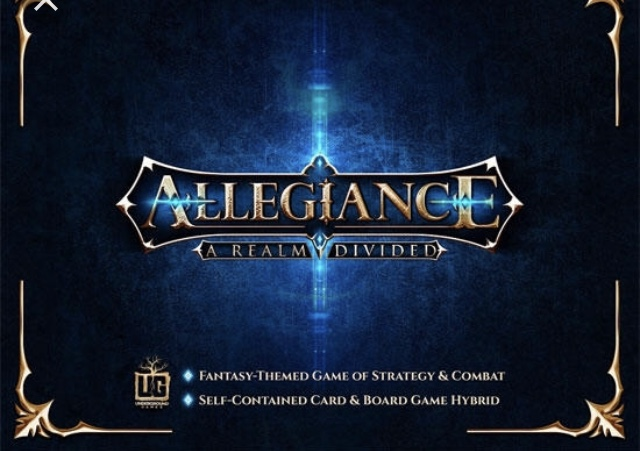 Allegiance : a realm divided