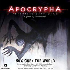 Apocrypha card game