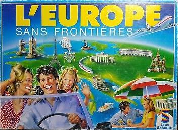 L'Europe sans frontières
