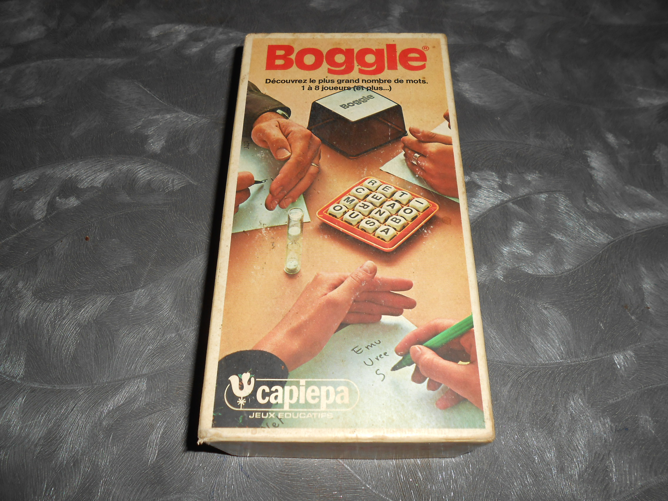 Boggle - Capiepa