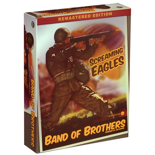 Band of Brothers: Screaming Eagles - Remastered (2nd Edition)