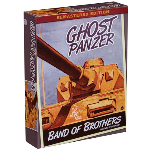 Band of Brothers - Ghost Panzer - Remastered (2nd Edition)
