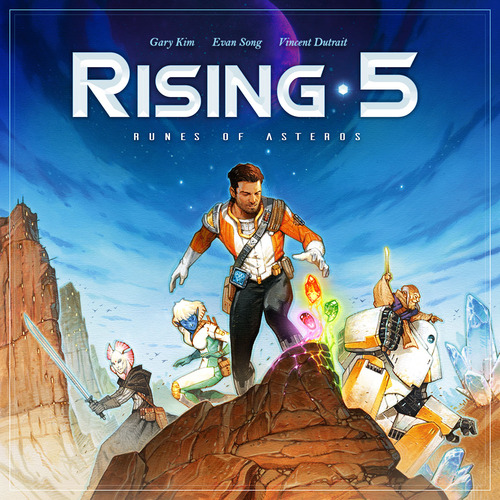 Rising 5 - Runes of Asteros