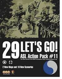 Advanced Squad Leader (asl) : 29 let's go