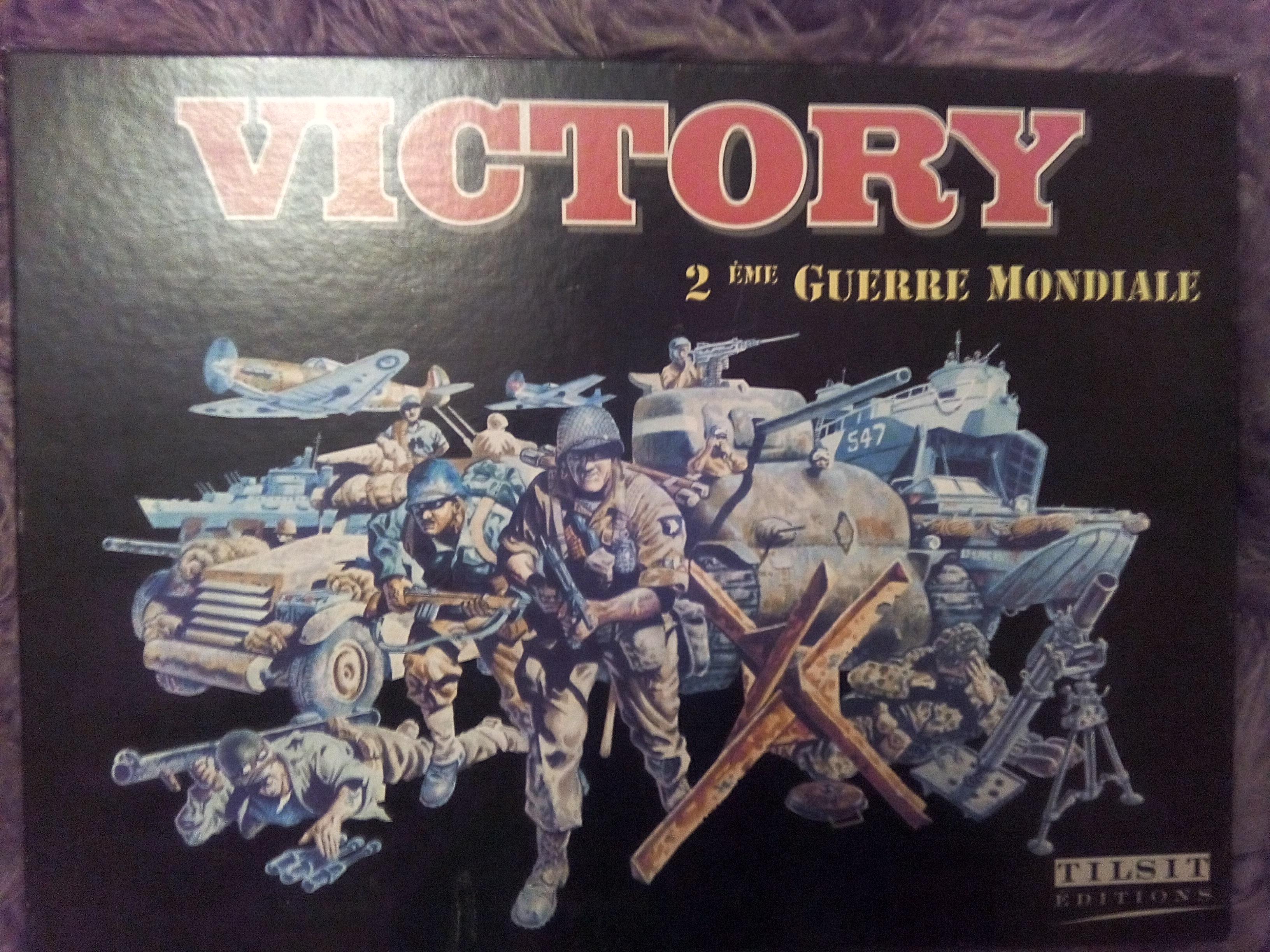 Victory 2ème Guerre Mondiale
