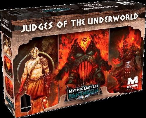 Mythic Battles Pantheon - Judges of the Underworld