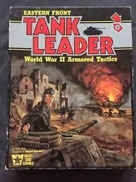 Tank Leader Eastern Front