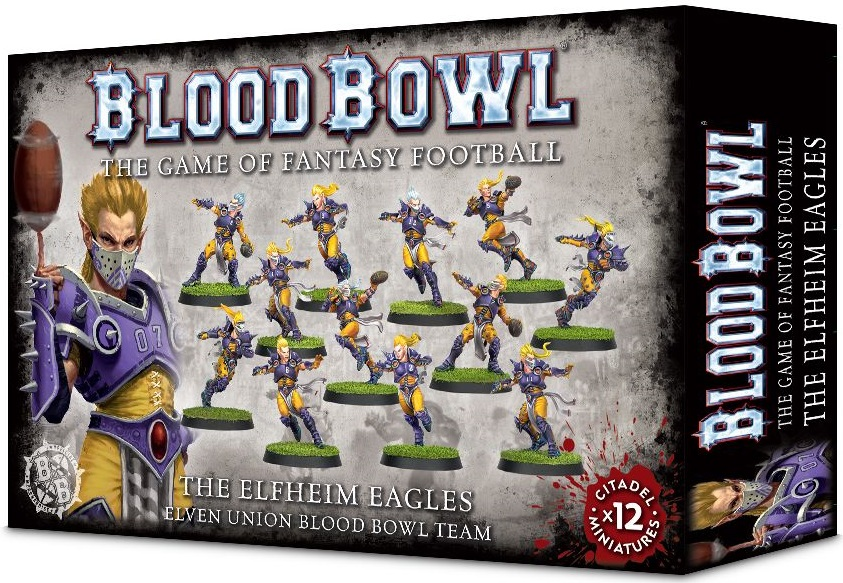 Blood Bowl 2016 Elfheim Eagles