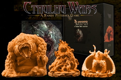 Cthulhu Wars : Le dormeur