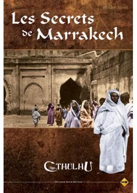 Appel De Cthulhu : Les secrets de Marrakech