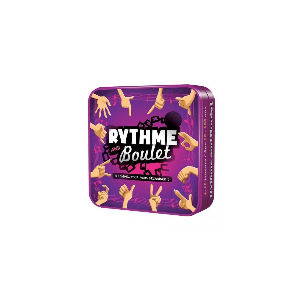 Rythme and Boulet - Violet