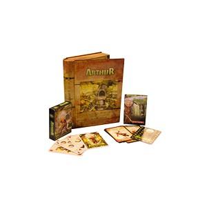 Arthur (Jeu de 54 cartes et jeu de 7 familles)
