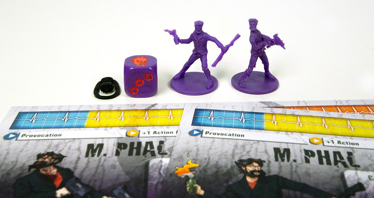Zombicide Mr Phal TricTrac