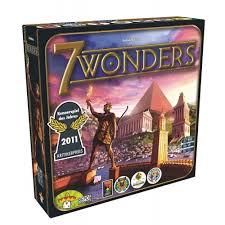 7 Wonders + extension Cities