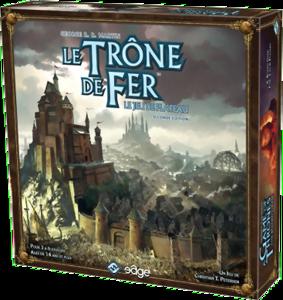Le trône de fer - le jeu de plateau (seconde édition)