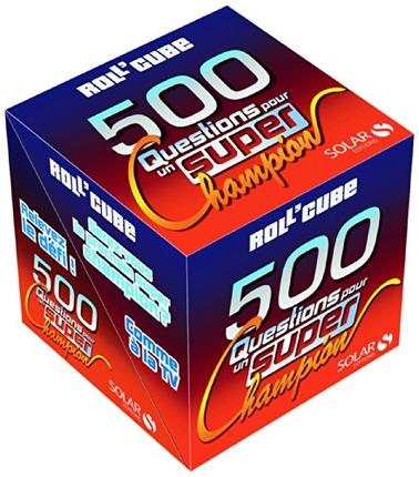 500 questions pour un super champion