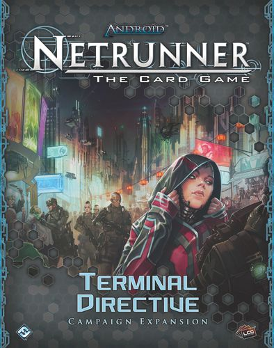 Android Netrunner : Terminal Directive