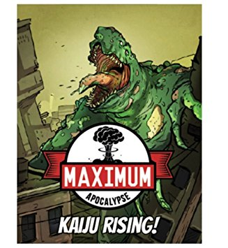 Maximum Apocalypse : Kaiju Rising