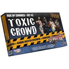 Zombicide - Box Of Zombies - Set 2 toxic crowd