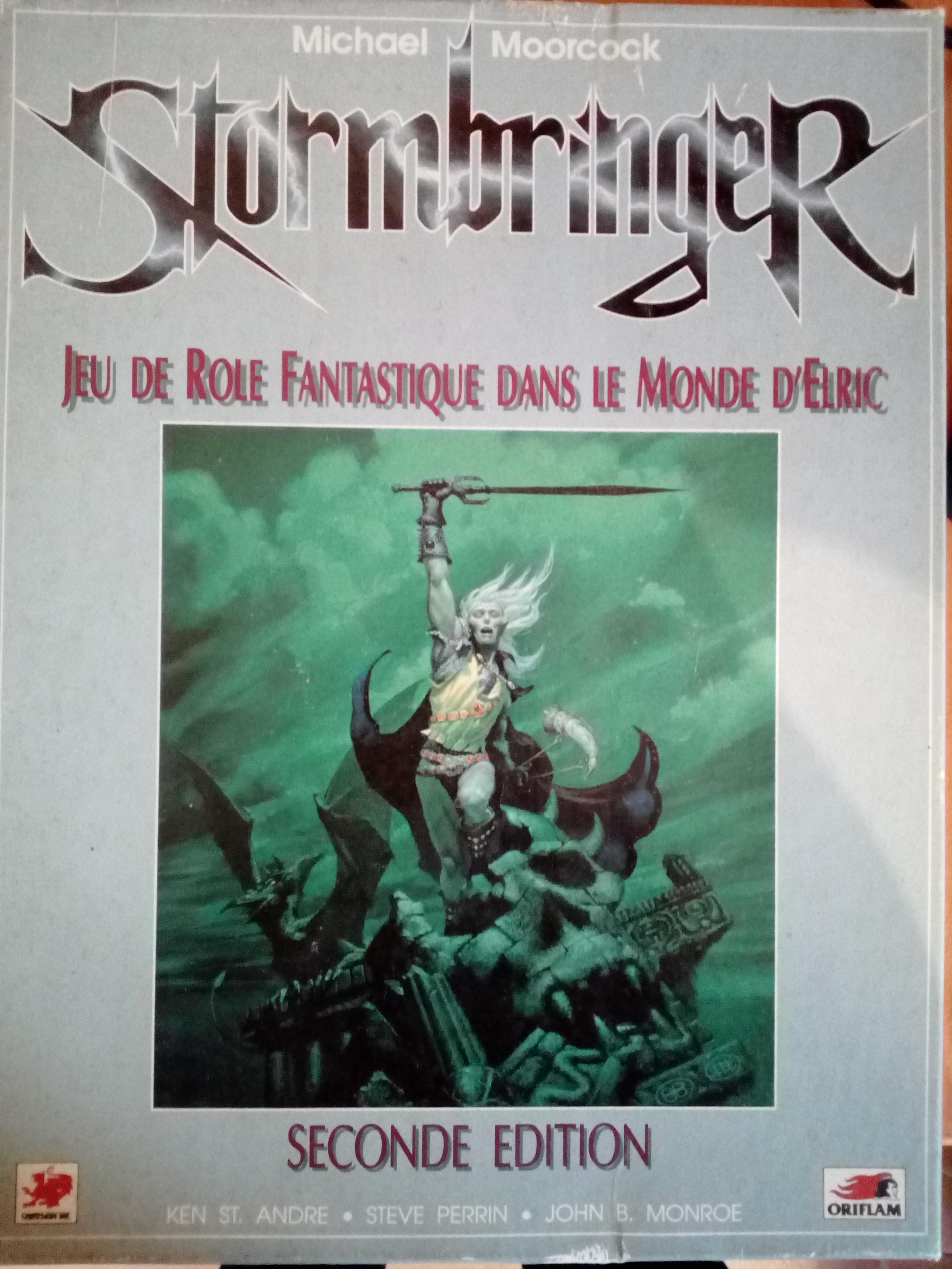 Stormbringer - seconde édition