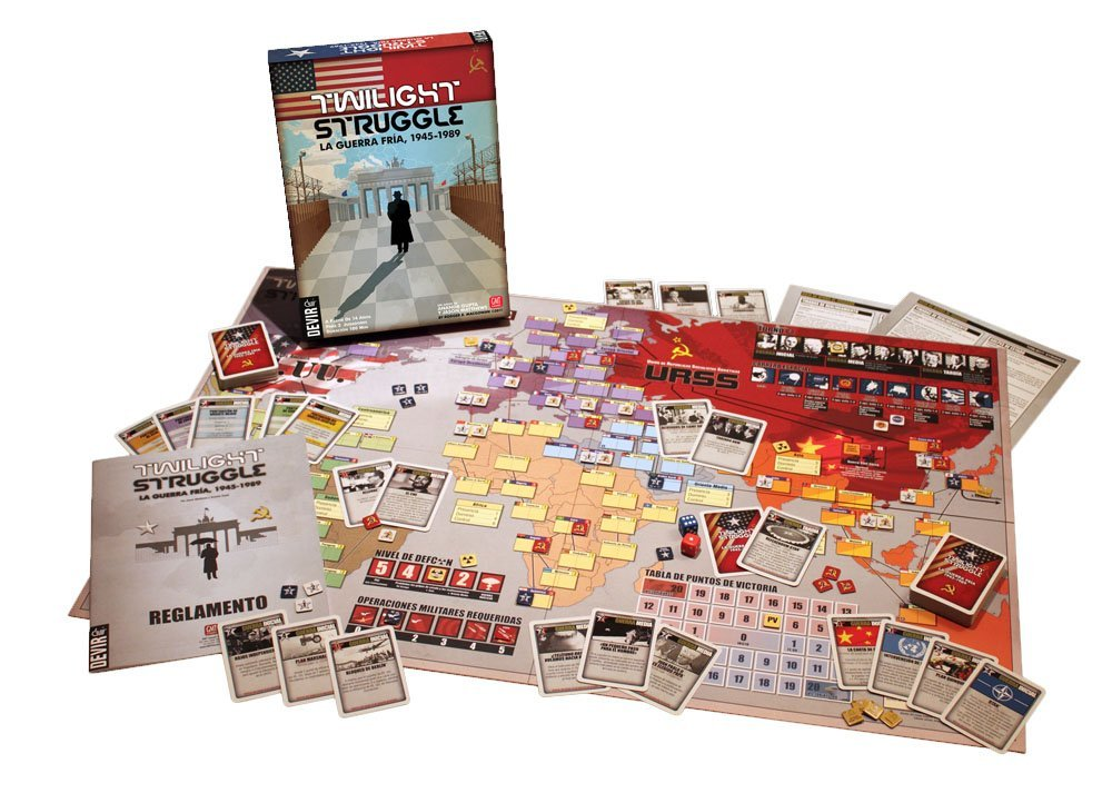 Twilight Struggle - Deluxe Edition 2011