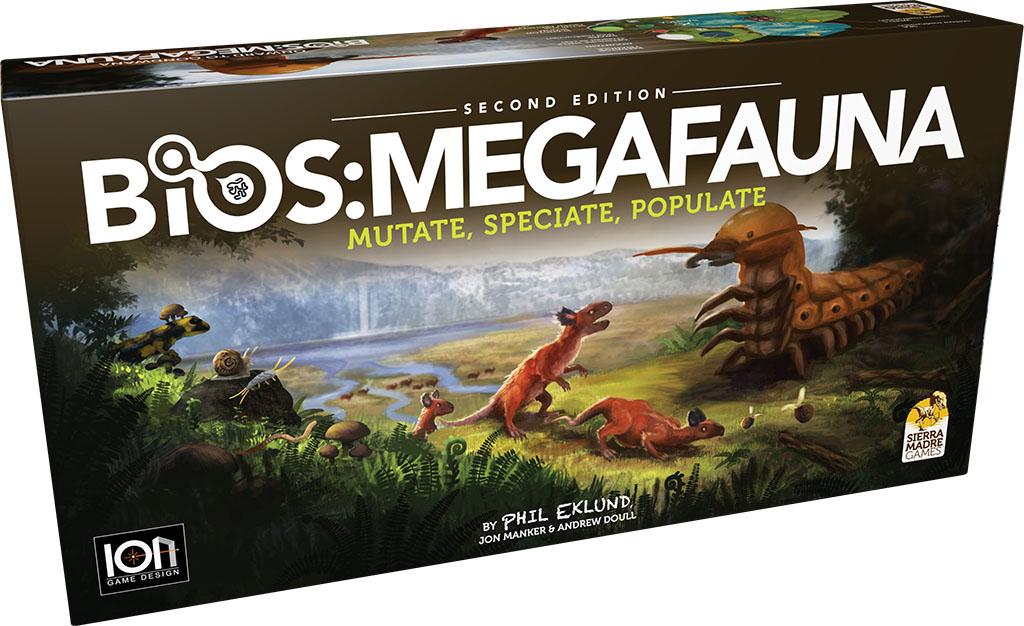 BIOS:Megafauna deuxième édition