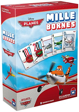 Mille Bornes - Disney Planes