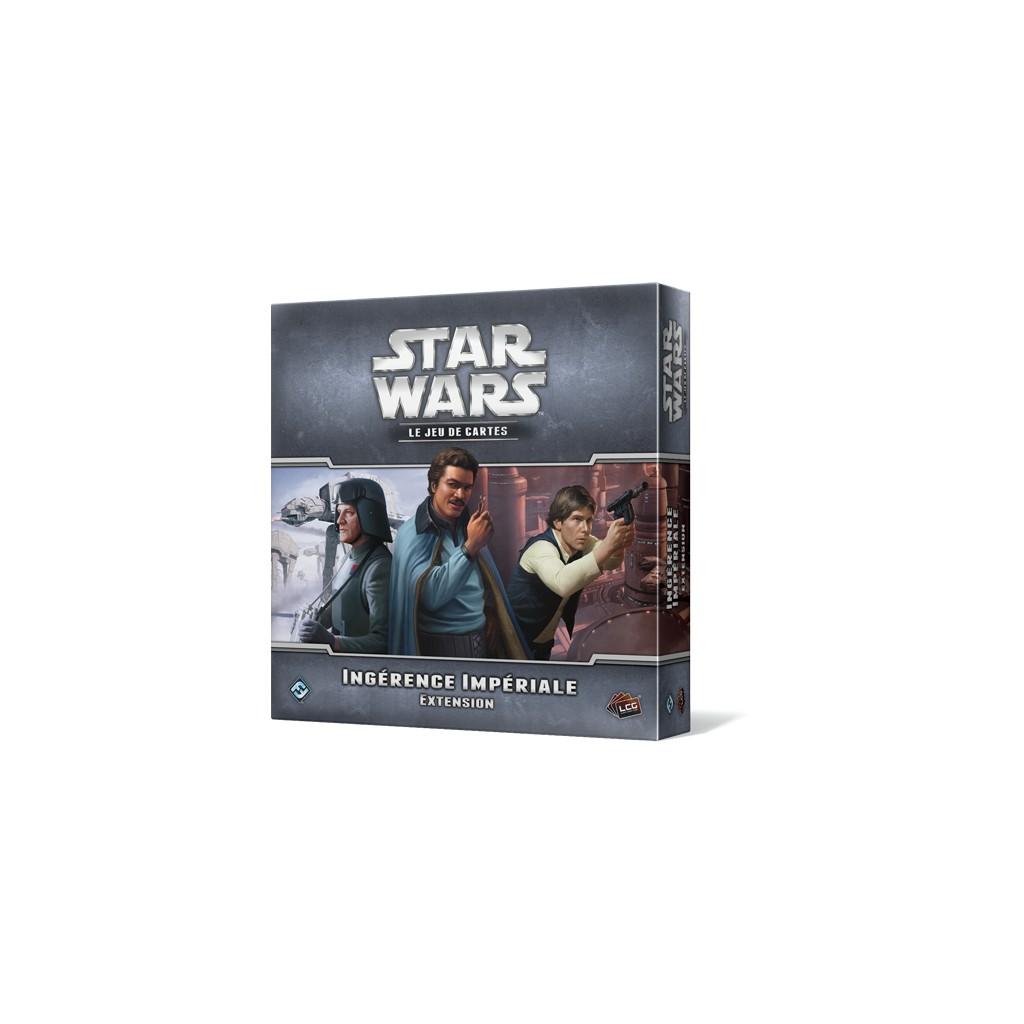 Star wars JCE : Ingérence impériale