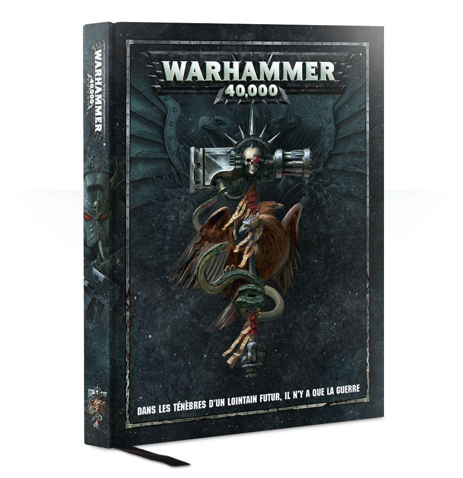Warhammer 40 000 - livre de règles