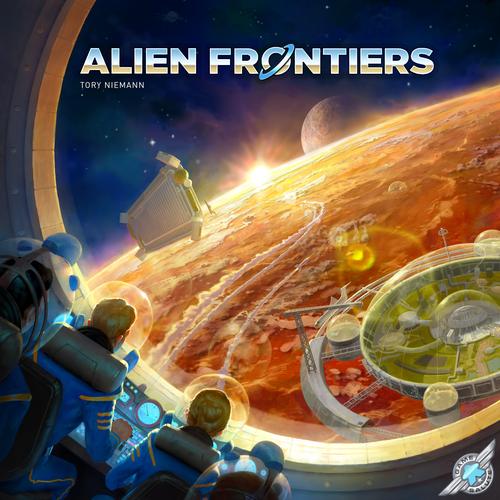 Alien Frontiers - 5ème édition