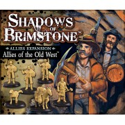 Shadows of Brimstone - Old West Allies - Ally pack